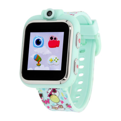 Itouch Playzoom Girls Green Smart Watch-Ipz13068g06a-Mtp