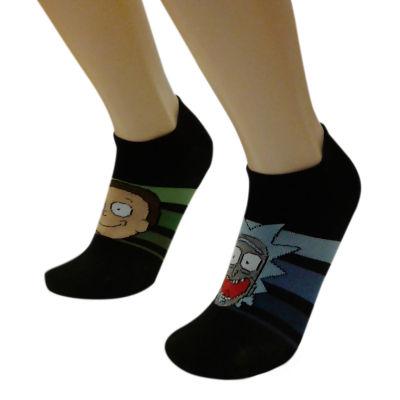 Rick and Morthy 2 Pair Crew Socks