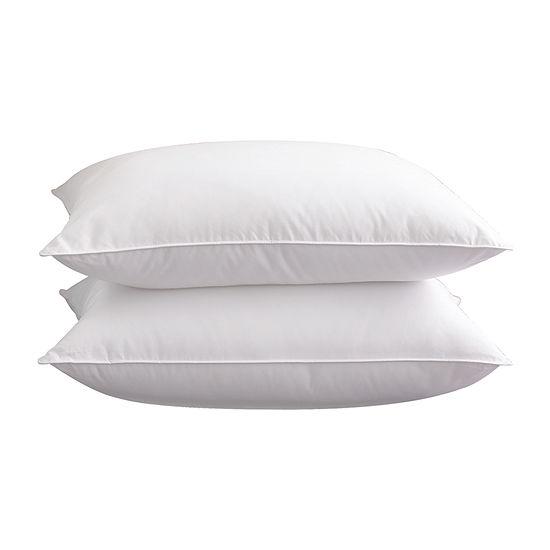 Allied Home Lofty Comfort 2-Pack Down Alternative Medium Pillow