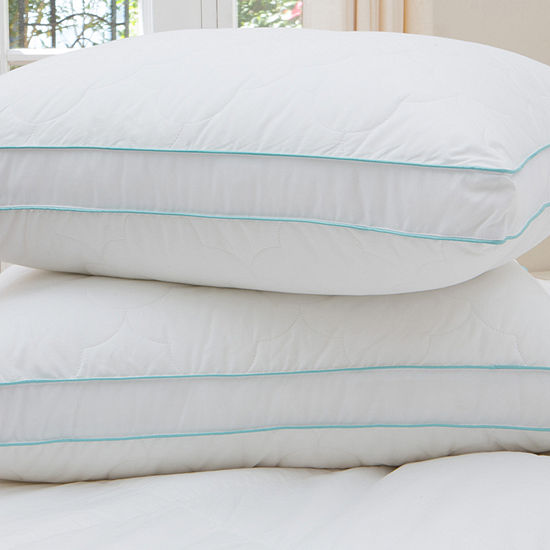 Allied Home Bounce Back 2-Pack Down Alternative Medium Density Pillow