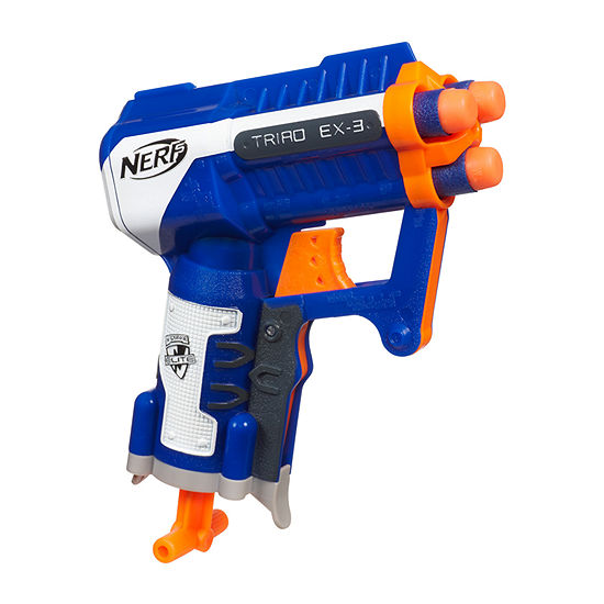Nerf Triad Elite Toy Blaster
