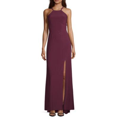Morgan & Co. Sleeveless Party Dress-Juniors