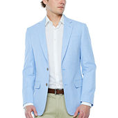 28a0a1e9c17 Stafford Linen Cotton Basketweave Classic Fit Sport Coat