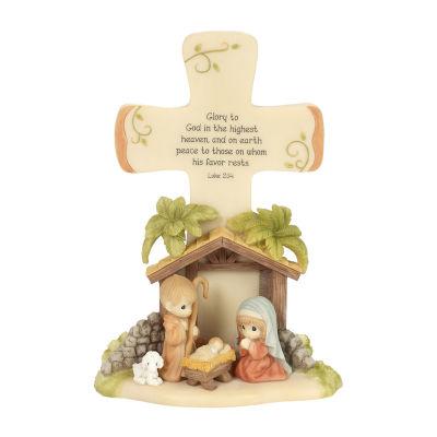 Precious Moments Precious Moments 2018 Holiday Religious Tabletop Decor