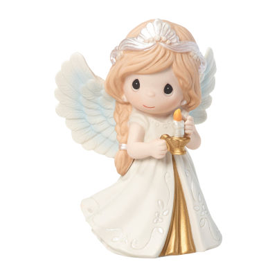 Precious Moments Hand Painted Angel Figurine