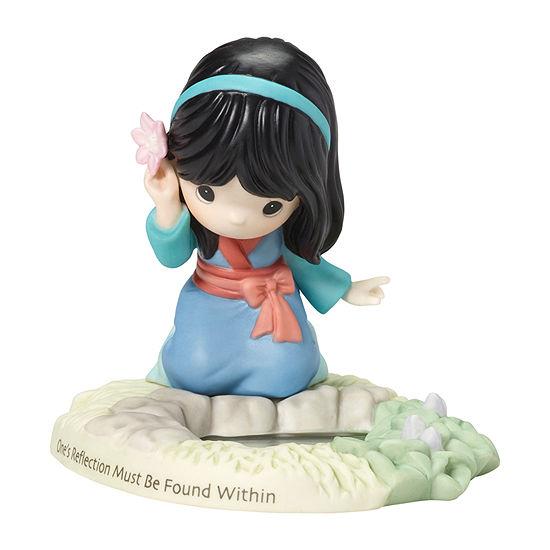 Precious Moments Mulan Pond Figurine