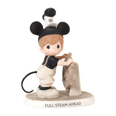 Precious Moments Steamboat Willie Tabletop Decor