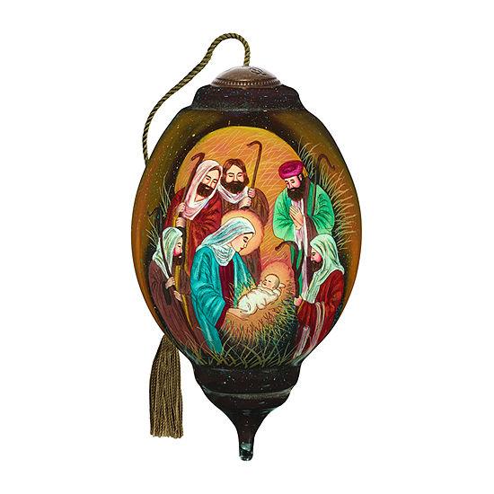 Precious Moments 5-pc. Hand Painted Nativity Set