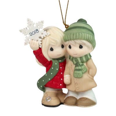Precious Moments Christmas Ornament