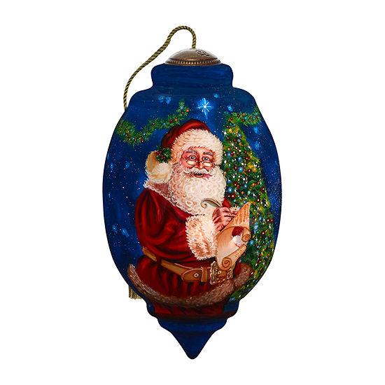 Precious Moments Solid Christmas Ornament