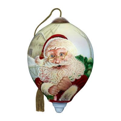 Precious Moments Precious Moments 2018 Holiday Santa Christmas Ornament