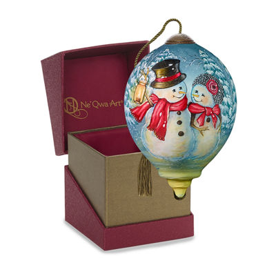 Precious Moments Sentiments + Sayings Christmas Ornament