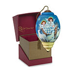 Precious Moments 2018 Holiday Sentiments + Sayings Christmas Ornament