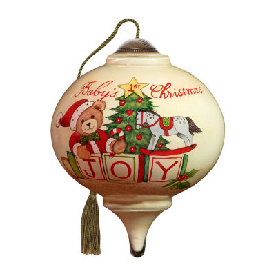 Precious Moments 2018 Holiday Baby's 1st Christmas Christmas Ornament