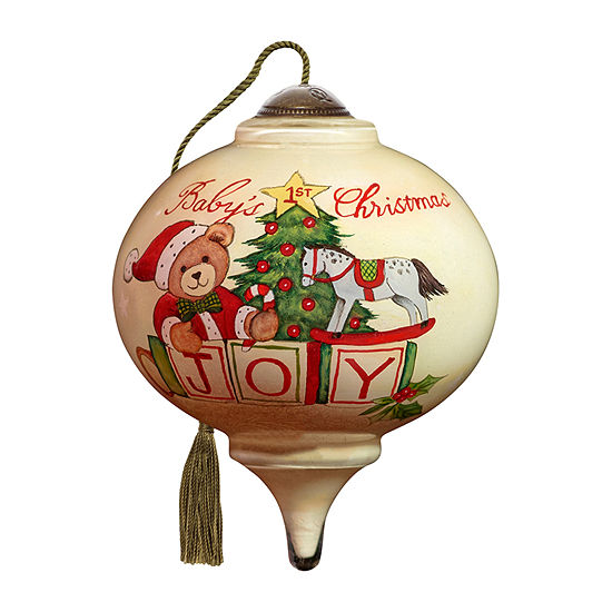 Precious Moments Baby's 1st Christmas Christmas Ornament