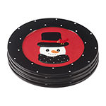 Precious Moments 2018 Holiday Snowman Tabletop Decor