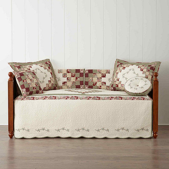 Home Expressions™ Cassandra Pieced Daybed Cover