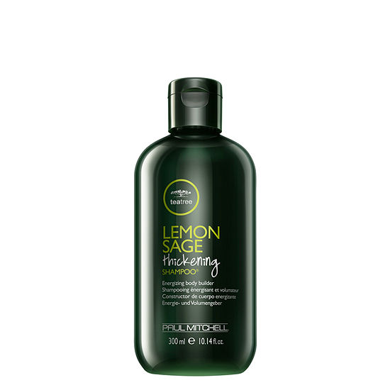 Tea Tree Lemon Sage Thickening Shampoo - 10.1 oz.