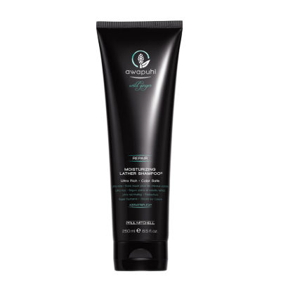Awapuhi Wild Ginger Moisturizing Lather Shampoo - 8.5 oz.