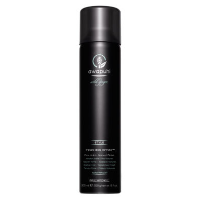 Awapuhi Wild Ginger Finishing Spray-9.1 oz.