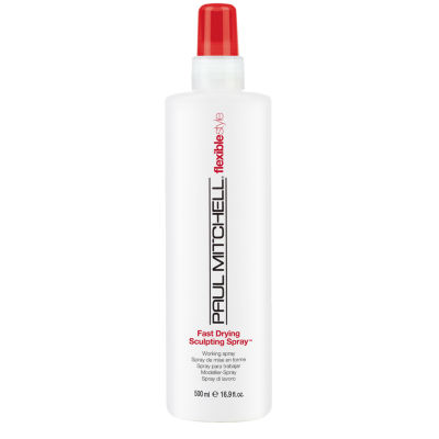 Paul Mitchell Fast Drying Sculpting Hair Spray-16.9 oz.