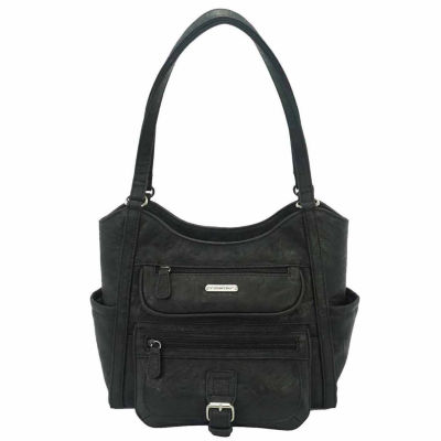 St. John's Bay Multi Flare 4-Poster Shoulder Bag