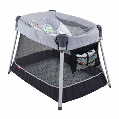 Fisher Price Ultra Lite Day and Night Play Yard
