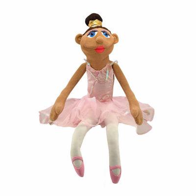 Melissa & Doug® Ballerina Puppet (Full-Body)