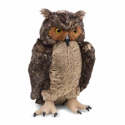 Melissa & Doug® Owl - Plush