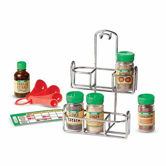 Melissa & Doug® Let's Play House! Baking Spice Set