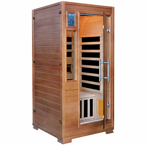 1-2 Person Sauna with 5 Carbon Heaters