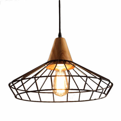 Warehouse Of Tiffany Elysian 1-light Black EdisonChandelier with Bulb