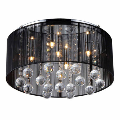 Warehouse Of Tiffany Crystal Ceiling Lamp