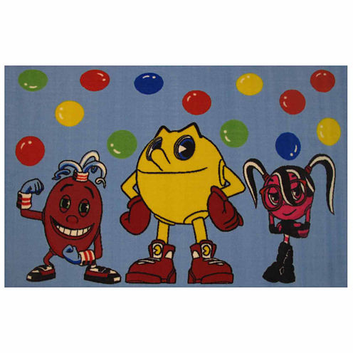 Pac & Friends Rectangular Rugs