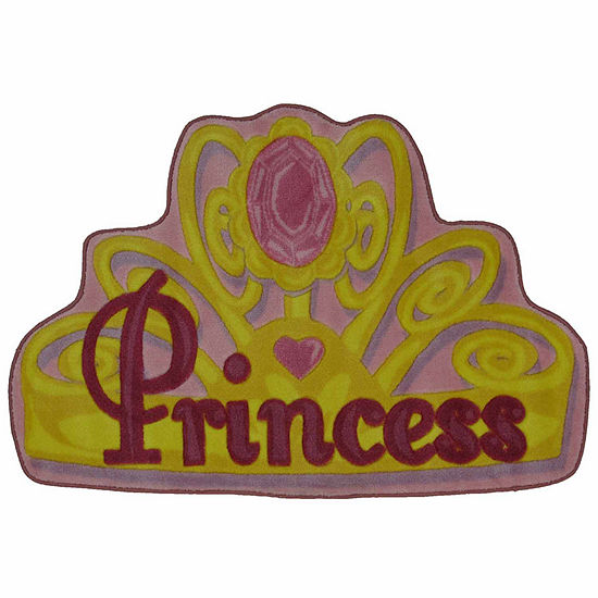 Pretty Princess Rectangular Indoor Rugs