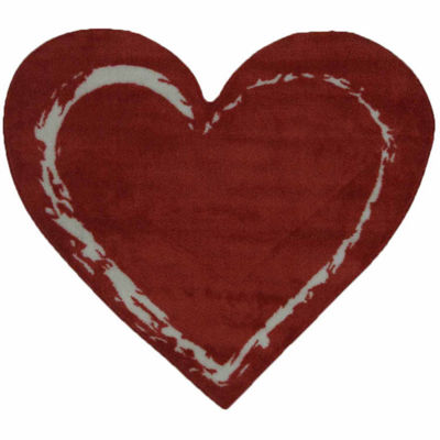 Red Heart Rugs