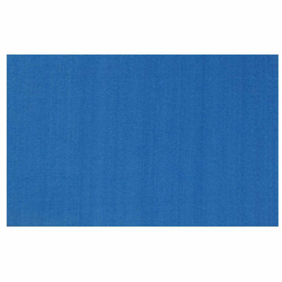 Blue Rectangular Rugs