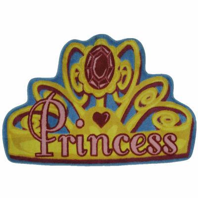 Shy Princess Rectangular Rugs