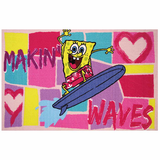 Making Waves Rectangular Indoor Rugs