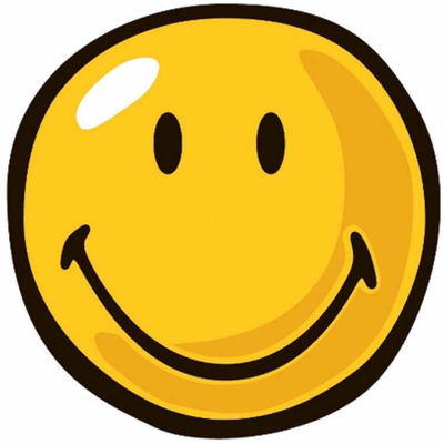 Smiley Round Round Rugs