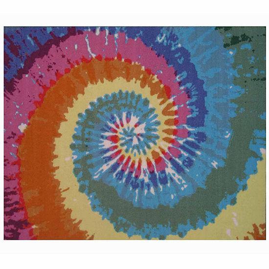 Colorburst Rectangular Indoor Rugs