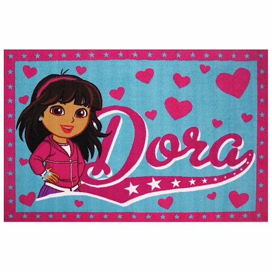 Dora Rectangular Indoor Rugs