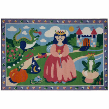 Happily Ever After Rectangular Rugs