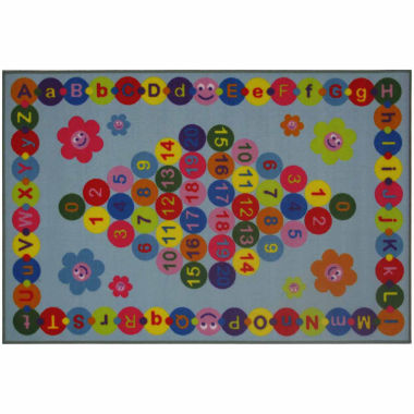 Happy Learning Rectangular Rugs