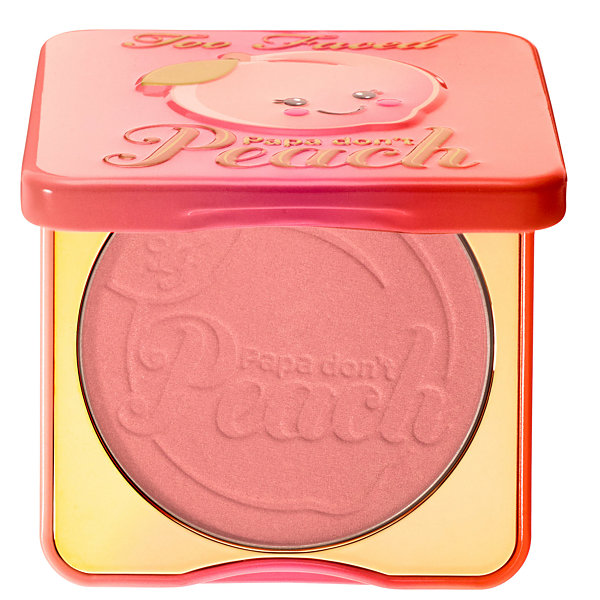 Too Faced Papa Don't Peach Blush