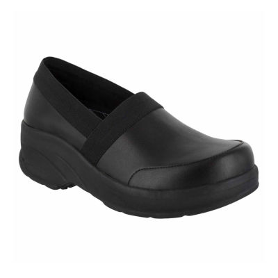 Easy Works By Easy Street Attend Womens Clogs