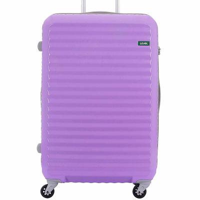 Groove Zipper Luggage