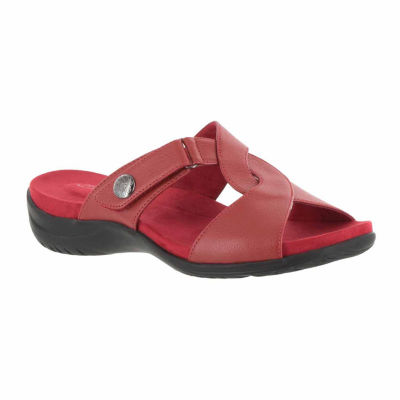 Easy Street Spark Womens Strap Sandals Extra Wide