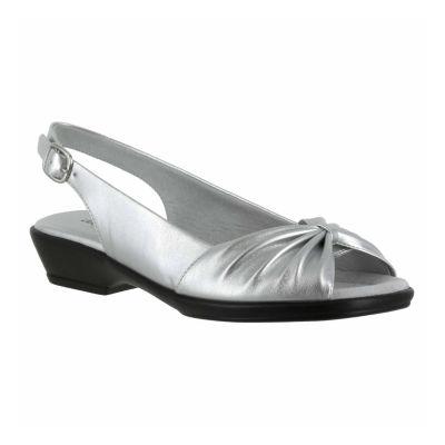 Easy Street Fantasia Womens Strap Sandals