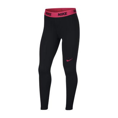 Nike Knit Leggings - Big Kid Girls